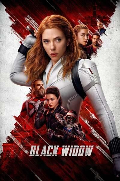 Black Widow (2021) – Hollywood Movie
