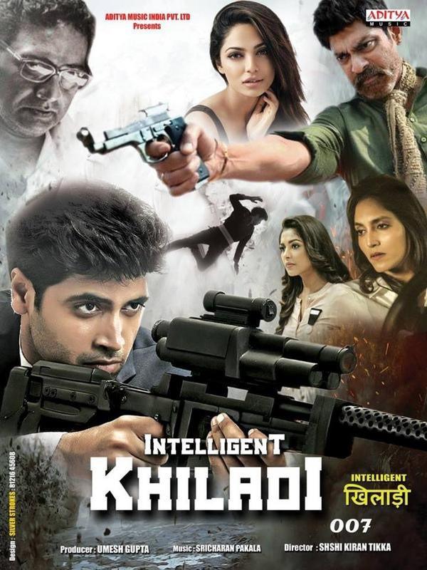 Intelligent Khiladi (Goodachari) (2019) [Indian]