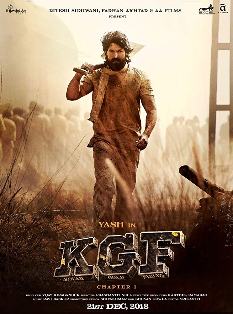 K.G.F: Chapter 1 (2018) [Indian]