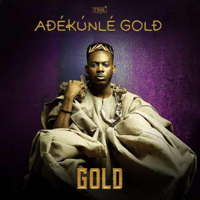 Adekunle Gold – Nurse Alabere