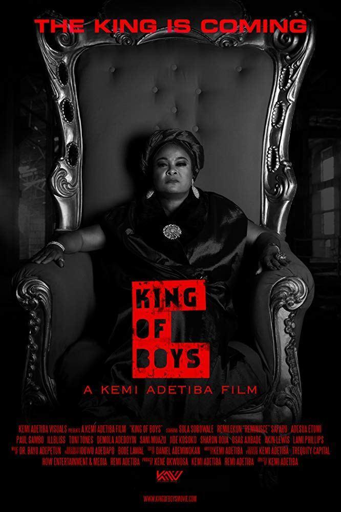 King Of Boys – Nollywood Movie