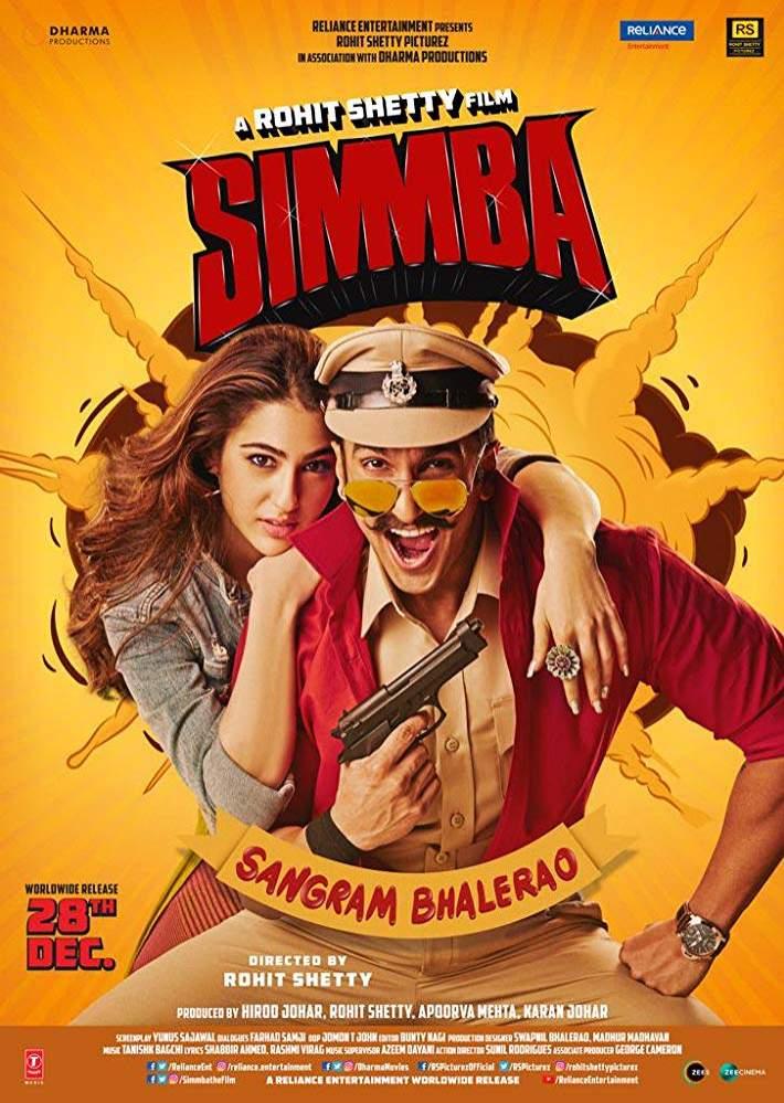 Simmba (2018) [Indian]