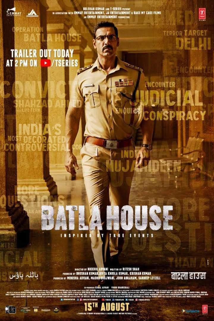 Batla House (2019) [Indian]