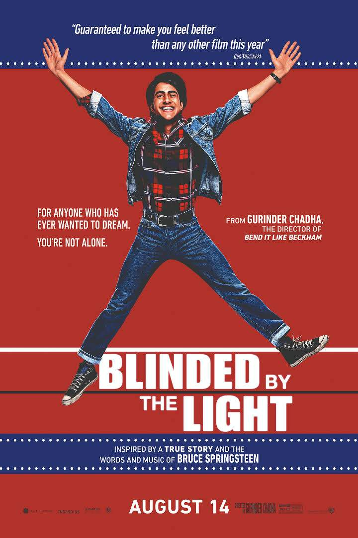 Blinded by the Light (2019) - Hollywood Movie