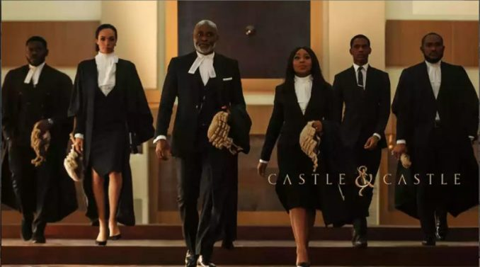 Castle & Castle Season 1 Episode 1