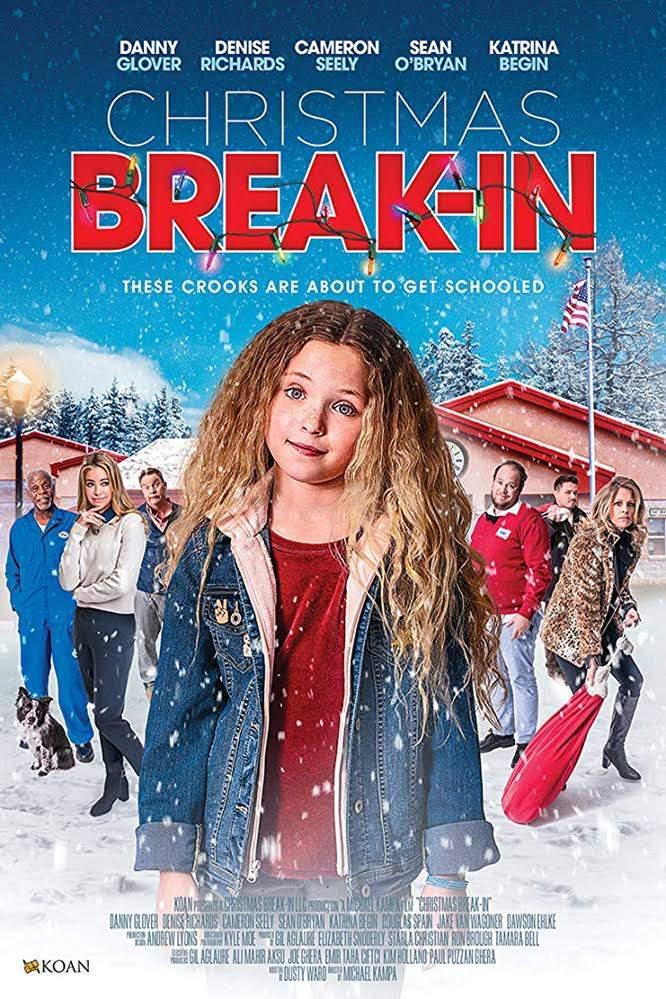 Christmas Break-In (2018) Movie