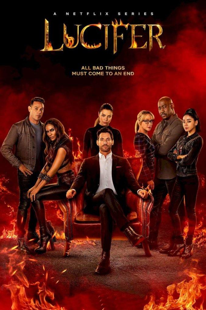 (Complete) Lucifer Season 6 Episode 1 – 10