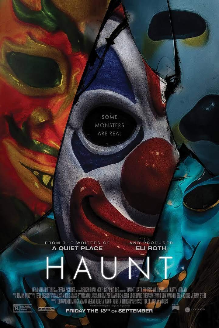 Haunt (2019) - Hollywood Movie