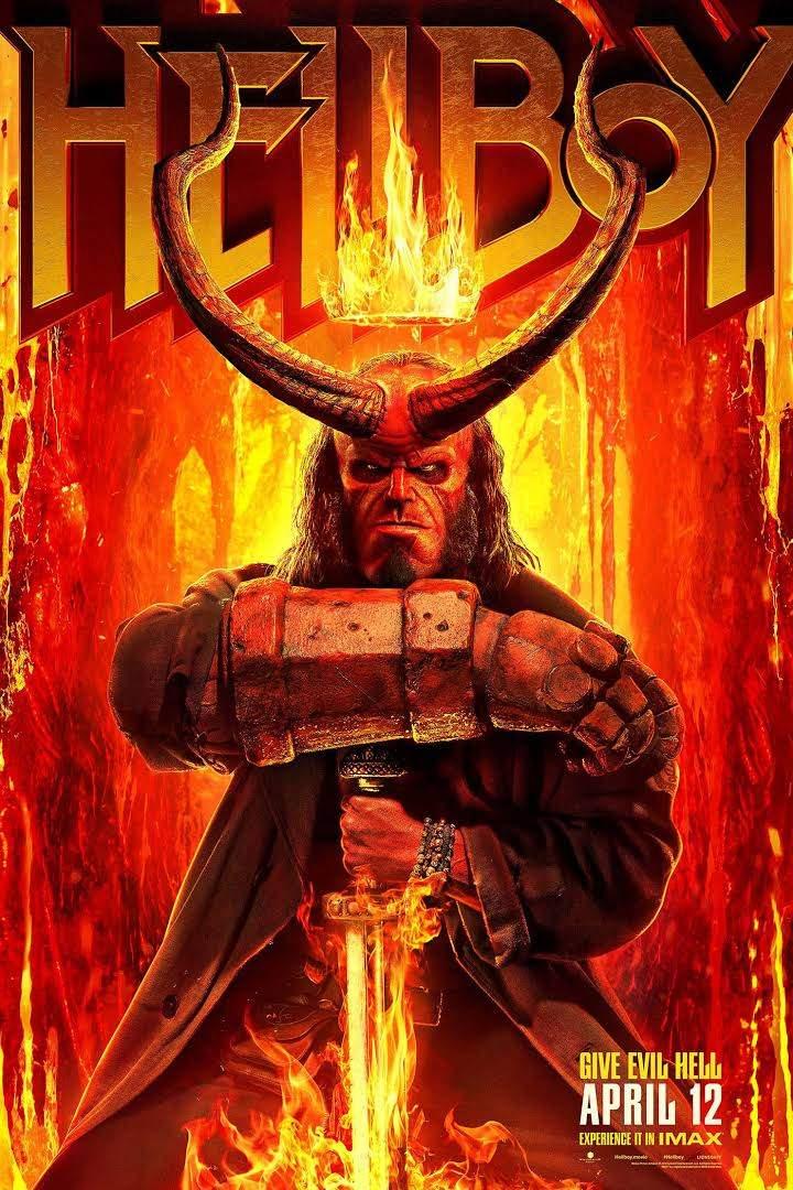Hellboy (2019) - Hollywood Movie