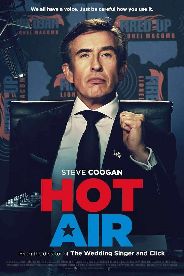 Hot Air (2018) - Hollywood Movie