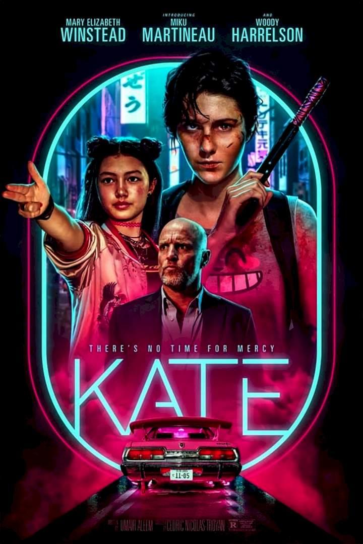 Kate (2021) Movie
