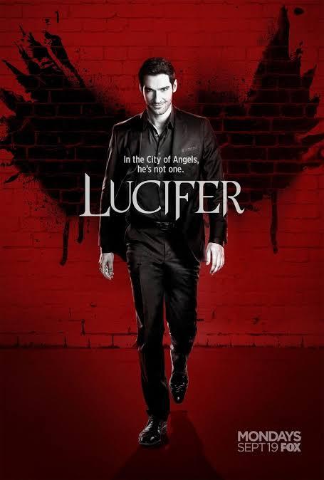 Lucifer Season 1 Episode 1 - 13