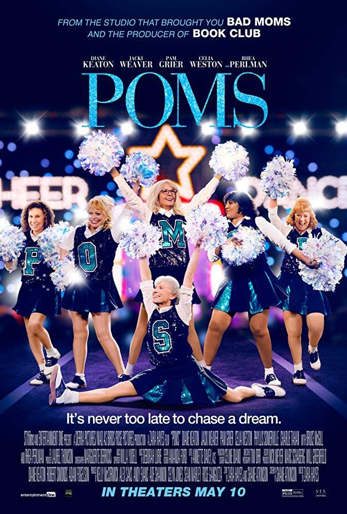 Poms (2019) - Hollywood Movie