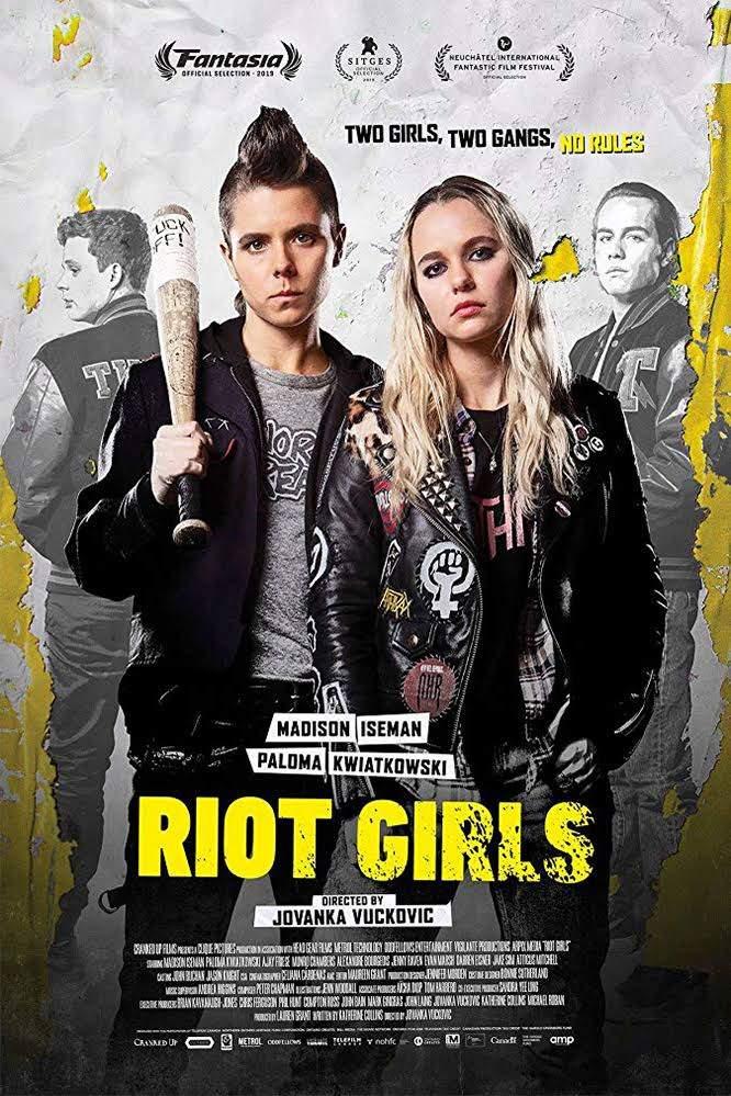 Riot Girls (2019) - Hollywood Movie
