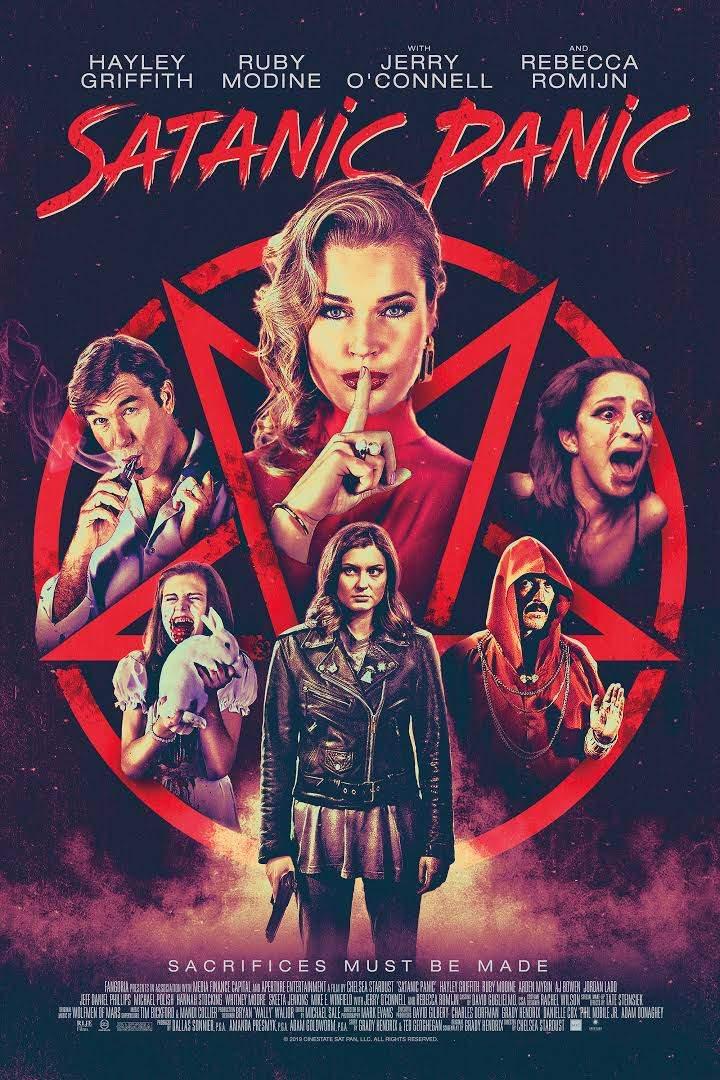 Satanic Panic (2019) Movie