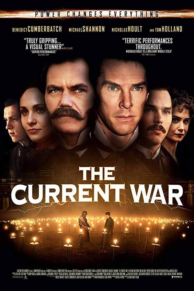 The Current War (2017) [HC-HDRip]