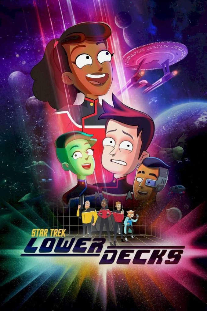 Star Trek: Lower Decks Season 2 Episode 4