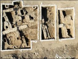 Arqueólogos descubren la Primera Antigua Iglesia en Acre, Israel