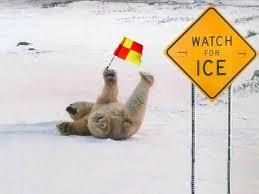 ¿Por qué el hielo es tan resbaloso?