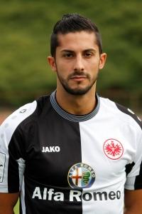 Uğur Albayrak (Photo: Eintracht Frankfurt)