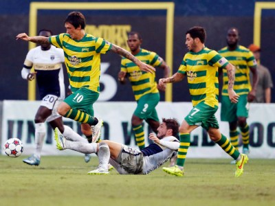 Photo: Tampa Bay Rowdies