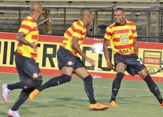 Stefano Pinho celebrates a goal (Photo: Fort Lauderdale Strikers)