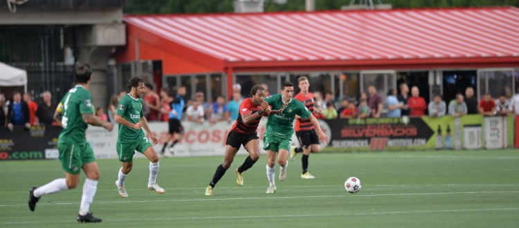 Photo: Atlanta Silverbacks