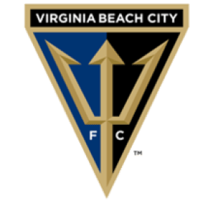The trident Virginia Beach City's logo recalls the Mariners