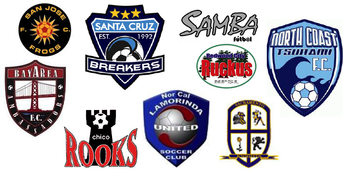 Old Bay Area NPSL Teams