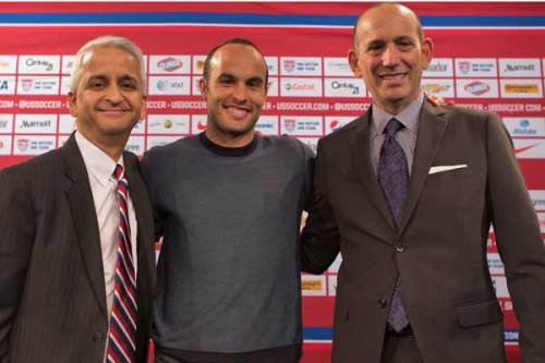 sunil-gulati-landon-donovan-don-garber-mls-us-soccer