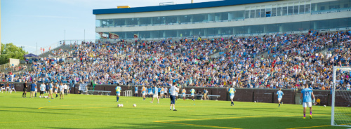Chattanooga FC drew over 18,000 fans to the 2015 NPSL final
