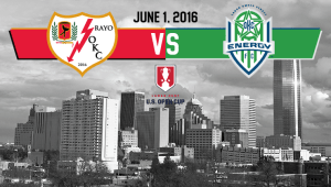 Not only did Energy FC and Rayo OKC clash on the field during their Open Cup meeting, they've also clashed each and every single day of their coexistance.