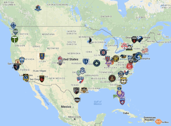 NASL, USL, MLS & CanPL Expansion News & Rumors Tracker – February 2017 Edition