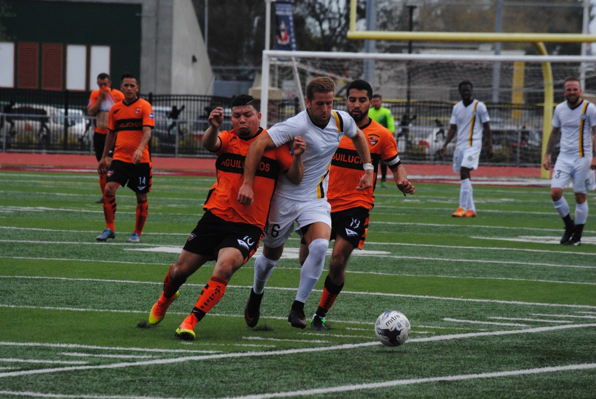 Aguiluchos Take Their NPSL Opener in the Alameda County Derby