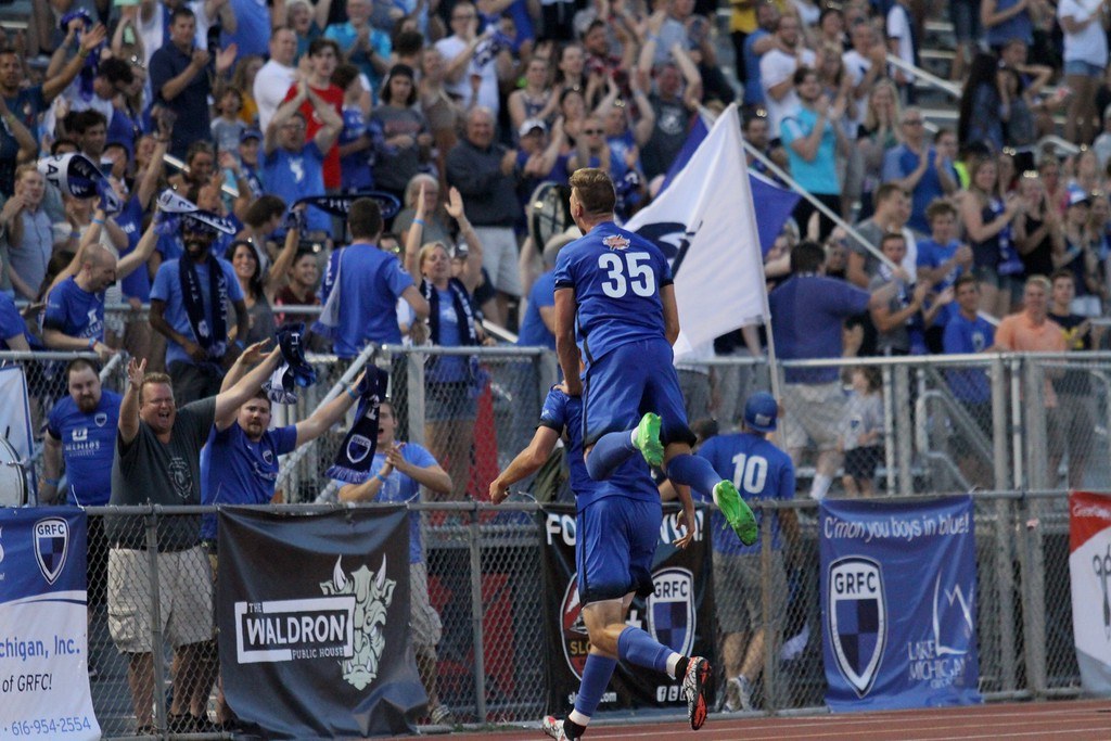 Grand Rapids FC Working To Bring Pro Soccer To West Michigan