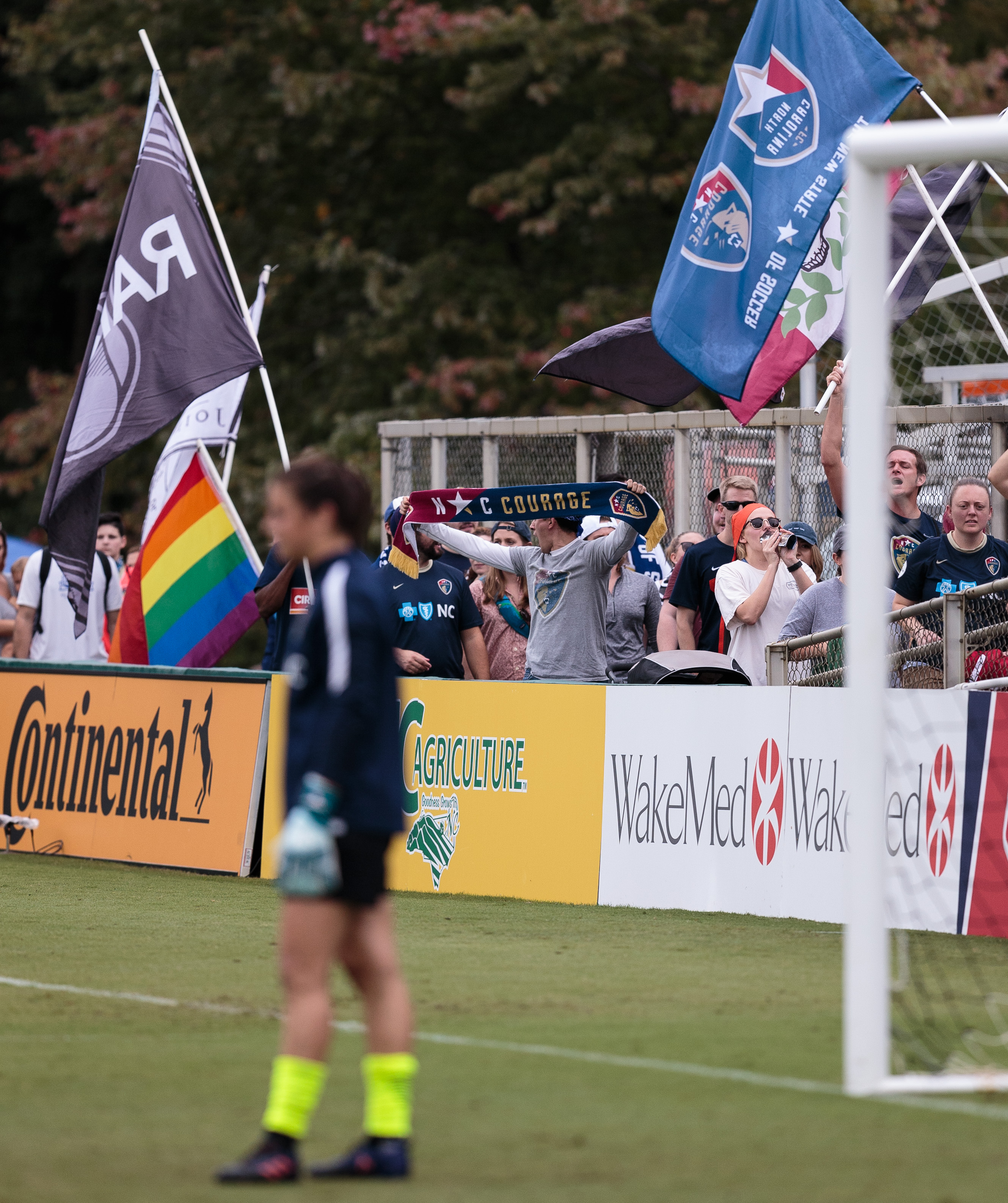 Midfield Press » The Game in Photos: Courage v Red Stars (10