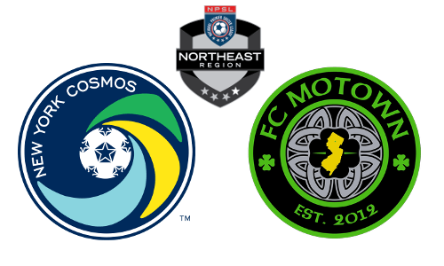 NPSL Northeast Region Final Preview: NY Cosmos v FC Motown