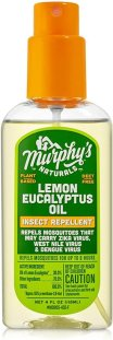 Murphy's Naturals Lemon Eucalyptus Oil Insect Repellent Spray