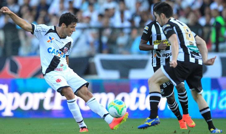 O resultado manteve o time na liderança, mas os cariocas chegaram aos 31 pontos, assim com o Ceará