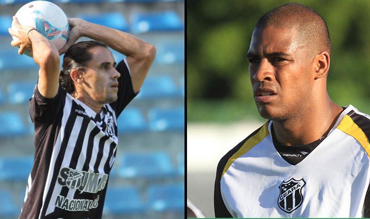 O contrato de Vicente é até o fim de 2014, enquanto estendeu o seu vínculo até maio de 2015