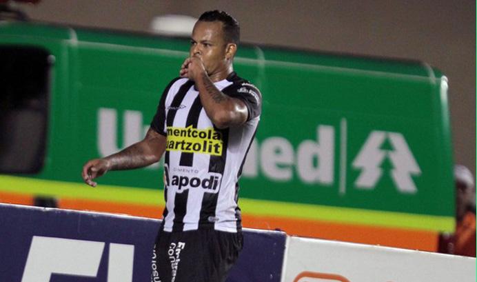 O primeiro gol do Vozão foi marcado pelo atacante Bill, ainda no primeiro tempo da partida