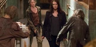 The Walking Dead - Carol e Maggie episódio 13