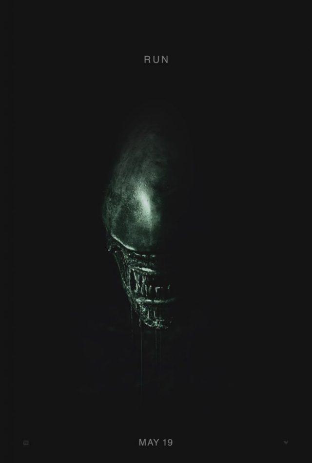 alien-691x1024 Alien: Covenant tem estreia antecipada e cartaz divulgado
