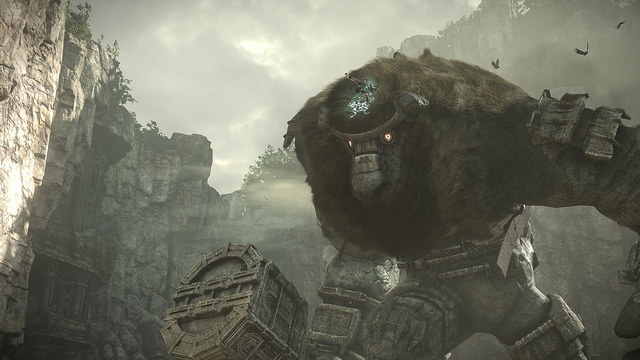 Shadow of the Colossus é um remake completo e com novos controles