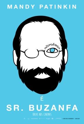 EXTRAORDINARIO_BUZANFA Novos cartazes de 'Extraordinário' apresentam os personagens do filme