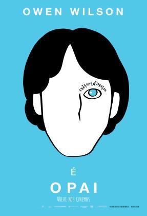 EXTRAORDINARIO_PAI Novos cartazes de 'Extraordinário' apresentam os personagens do filme