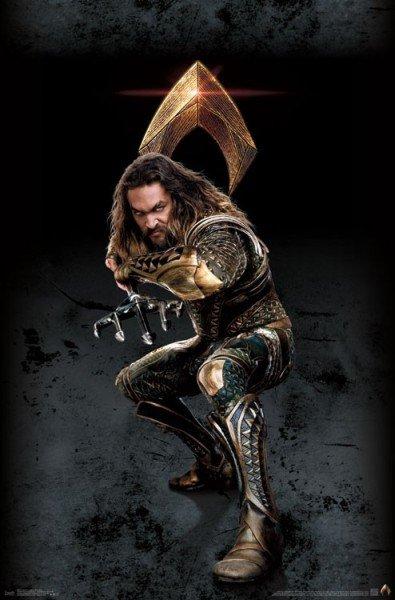 ligajustica16agosto Liga da Justiça | Novas imagens promocionais com Ciborgue e Aquaman são divulgadas