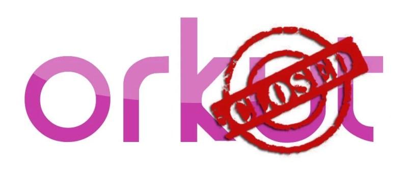 orkut cerrado