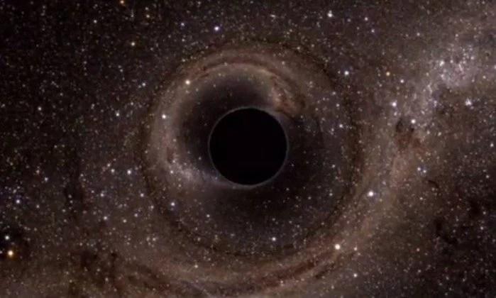 buraco negro - NASA divulga animação 3D de buraco negro engolindo estrela