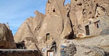 casa entrada das casas na caverna ira 1387889 - Propagandas Interessantes - parte #1
